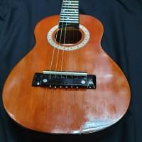 Gitar Senar 6 - Cuklele Besar - Ukulele Besar - Gitar Mini