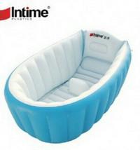 Intime Tempat Mandi Bayi Bath tub Baby + bonus pompa