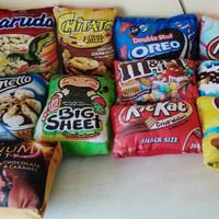 Bantal Snack / Chiki