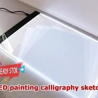 LED Painting Writing Board Calligraphy Sketch Luminous Pen