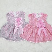 Jual Dress Brokat Bayi Tokopedia