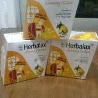 herbalax slimming tea lemon Terbaik