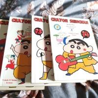 CRAYON SHINCHAN 1-49 tamat lengkap