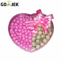 Coklat Delfi Mix Lagie Toples Love Parcel Cokelat Lebaran Idul Fitri