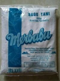 Best Seller Tepung Sagu Tani+Sagu Tani Merbabu 500Gr+Sagu Berkwalitas