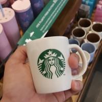 Starbucks Mini Mug - Whites Basic