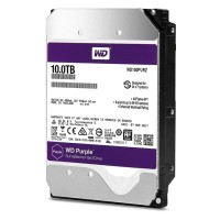 WDC Purple 10TB For CCTV 24 Hours - WD102PURZ - Garansi 3 Th