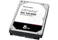 WDC 8TB Ultrastar DC HC320 - Ultrastar DC HC300 Series