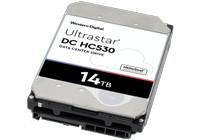 WDC 14TB Ultrastar DC HC530 - Ultrastar DC HC500 Series