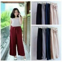 ribbon kulot / collotes pants kulot pita