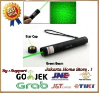 Senter Green Laser Pointer Recharge 303 10KM