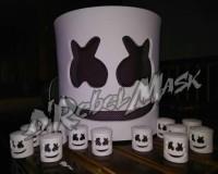 Terpupoler Topeng / Helmet Dj Marshmello ( Size Kids )