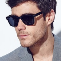 Kacamata gaya Sunglasses Model Wayfarer Vintage Retro Classic Fashion
