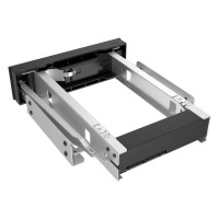 Orico 1106SS 3.5 SATA to 5.25 SATA Stainless Bracket Internal Hard Driver Mounting Bracket Adapter
