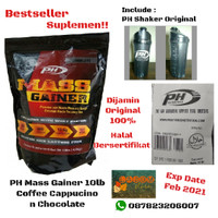 PH MASS GAINER 10 lbs / PH Nutrition / ProHybrid / Pro Hybrid