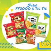 Paket French Fries 2000 x Tic Tic - SIANTARTOP