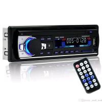 Tape Audio Mobil Single Din Bluetooth Usb Mp3 Fm Radio Jsd-520