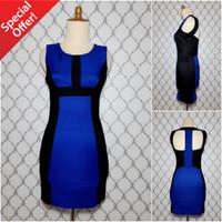 Baju kaos dress terusan branded import bangkok cewek wanita murah 0180