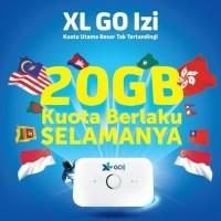 MiFi Modem WiFi 4G Huawei E5573 XL Go Free 60Gb 60Hari [BEST SELLER]