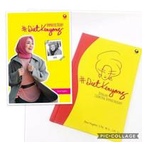 Paket Diet Kenyang + Hypnotic Diary (isi 2 buku) Oleh Dewi Hughes