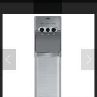 Sanken HWDC538 Dispenser Galon Bawah Silver