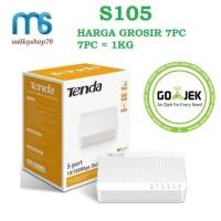 NEW!!! Switch Hub TENDA S108 8 Port 10/100 Fast Ethernet RJ45 LAN 108