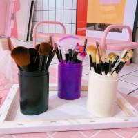 Kuas Make Up Tabung 12pcs Make Up Brush 12 Set In Tube Kuas Rias Make