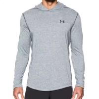 Sweater Jaket Baselayer Olahraga Running Gym Fitness Under Armour