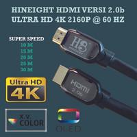 Kabel HDMI To HDMI V2.0b UHD 4K 10 Meter (HINEIGHT(H8))