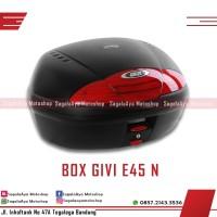 Box Motor Touring Adventure Givi E45 N - Non Stop Lamp