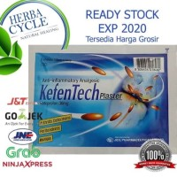 Kefentech Koyo Plester penghilang rasa sakit, bengkak, nyeri sendi