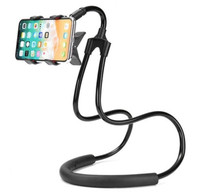 A1-95 Lazypod Neck Phone Holder / Dudukan HP Gantung Leher Jepitan HP