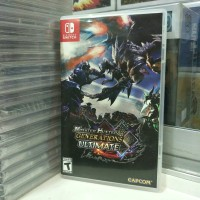 Game Nintendo Switch - Monster Hunter Generations Ultimate - second