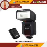 Flash Godox TT520 II Universal & Trigger Wireless