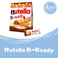 Nutella B-Ready / Bready / B Ready