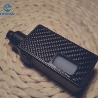 Authentic HCigar Towis Magic Box squonk kit mod with Maze BF RDA vape
