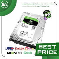Seagate 2TB SATA3 - BarraCuda Series