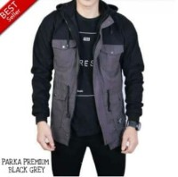 Jaket Pria Parka Premium Quality Bomber Model Terbaru