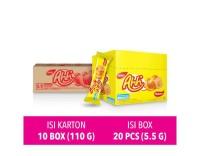 Nabati Richeese AHH Snack Keju 5.5 gr (20 pcs)