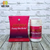 SINENSA BEAUTY SLIM HERBAL BPOM ORIGINAL