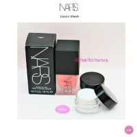 HARGA HEMAT SHARE IN JAR 3 ML NARS LIQUID BLUSH Limited