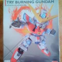 SD Gundam Try Burning