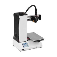 ENS❤Mini Size High Precious Desktop 3D Printer Kit Aluminum Frame