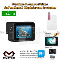 Tempered Glass GoPro Hero 7 Black LCD Screen Protector Anti Gores