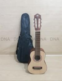 Gitar Mini Ukulele Classic 6 Senar (+ Softcase) MAYOR - ORIGINAL