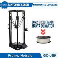 ANYCUBIC KOSSEL DIY 3D PRINTER
