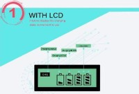 PROMO MURAH Charger Baterai for AA AAA 4 Slots LCD Diskon