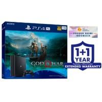 PS4 Pro 1TB Bundle God of War Garansi Resmi Sony