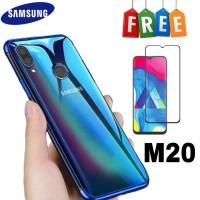 Samsung Galaxy M20 Soft Case Premium Casing Cover Samsung M 20 2019