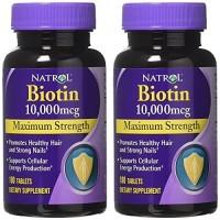 Natrol Biotin 10,000mcg 100tablets